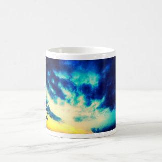 Colors Of Sunset Classic White Coffee Mug