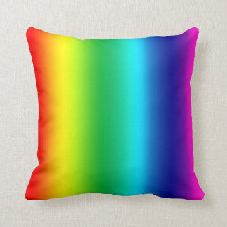 Colors of the Rainbow Cushion