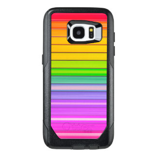 Colors Of the Rainbow OtterBox Samsung Galaxy S7 Edge Case