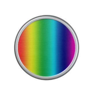Colors of the Rainbow Speaker