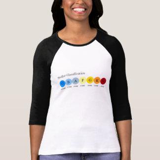 Colors off stars T-Shirt