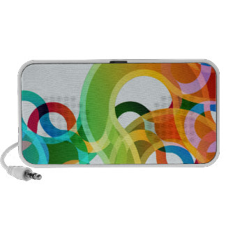 COLORS PORTABLE SPEAKERS