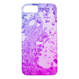 Colors waterdrops iphone 7 cases