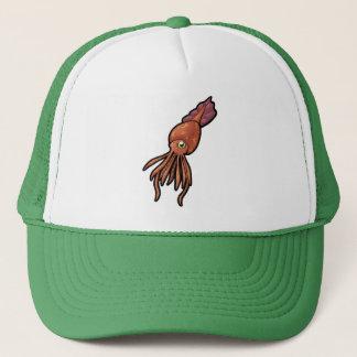 Colossal Squid Trucker Hat
