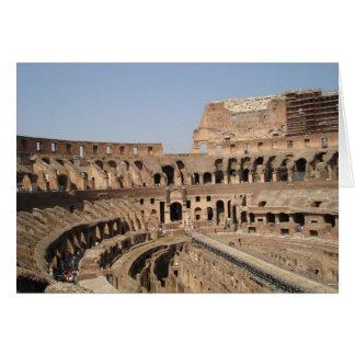 Colosseum Card