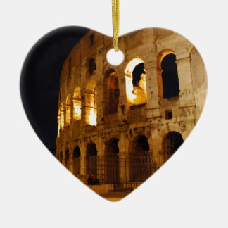 Colosseum Ceramic Ornament