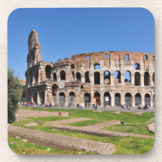 Colosseum in Rome, Italy Coaster