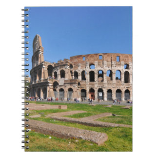 Colosseum in Rome, Italy Spiral Notebook