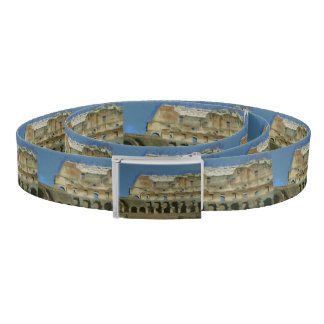 Colosseum painting, Rome Belt