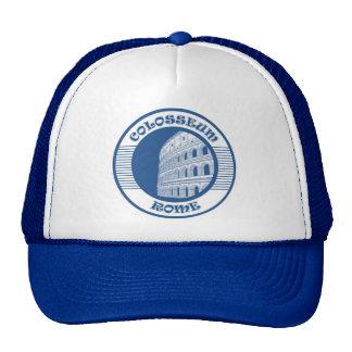 COLOSSEUM ROME BLUE CAP