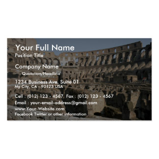 Colosseum, Rome Business Card Templates