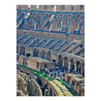 Colosseum Rome Invitation