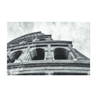 Colosseum. Rome, Italy. Canvas Print