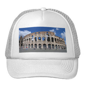 Colosseum, Rome, Italy Cap