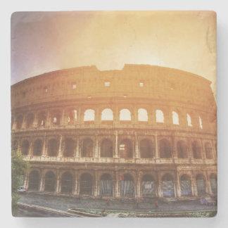 Colosseum, Rome, Italy Stone Beverage Coaster