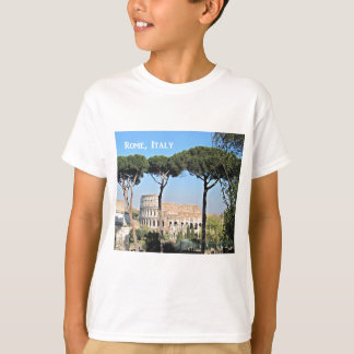 Colosseum, Rome, Italy T-Shirt