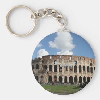 Colosseum Rome Keychains