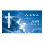 Colossians 3;23 - Christian Business Card