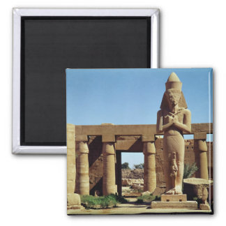 Colossus of Ramesses II: standing statue of Magnet
