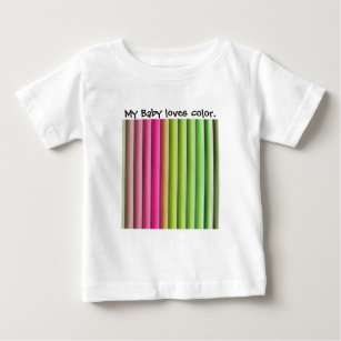 Colour Blinds Baby T-Shirt