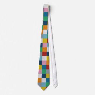 Colour Block Tie