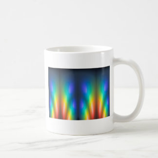 Colour burst coffee mug
