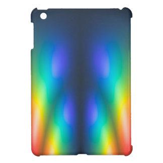 Colour burst cover for the iPad mini