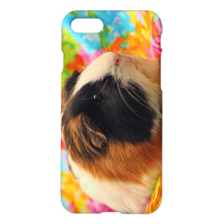 Colour Burst Guinea Pig Cell Phone Case