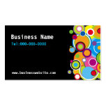 Colour Circles Business Card