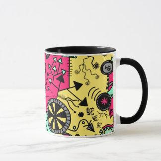 Colour Doodle Mug