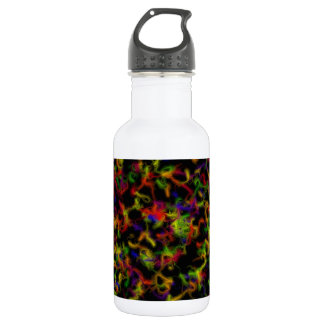 Colour explosion 532 ml water bottle