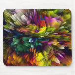 Colour Explosion Mouse Pad
