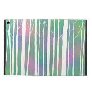 Colour forest iPad air cases