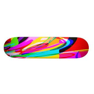 Colour Fountain Skateboards