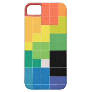 Colour Grid Case For The iPhone 5