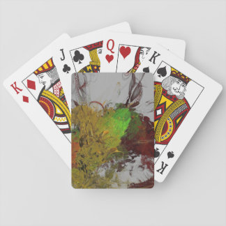 Colour Invasion Playing Cards