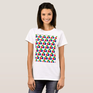 Colour Light Polkadot T-Shirt