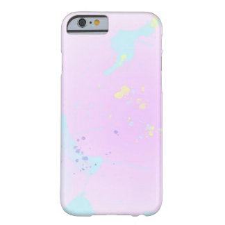 Colour splash barely there iPhone 6 case