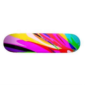 Colour Tsunami 18.1 Cm Old School Skateboard Deck