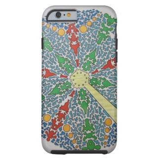 Colour Wheel Tough iPhone 6 Case
