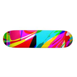 Colour Wind 20.6 Cm Skateboard Deck
