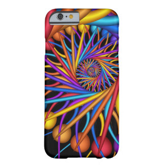 Coloured Dew Drops, Abstract iPhone 6 case Barely There iPhone 6 Case