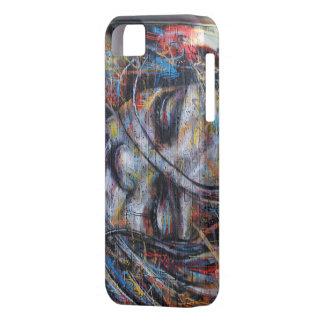 coloured girl designed i phone 5 case