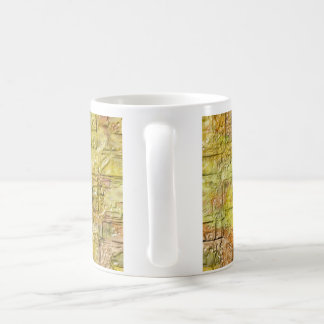 Coloured mosaic designer Cup