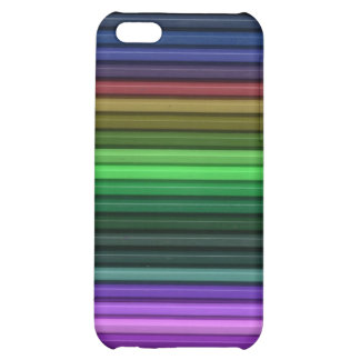 Coloured pencil selection iPhone 5C covers