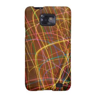 Coloured Sparks Samsung Galaxy S Case