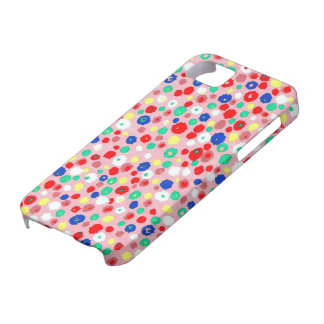Colourf daisies Phone SE+iPhone 5/5S, Barely There Barely There iPhone 5 Case