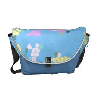 Colourful Abstract Bag Design Messenger Bag