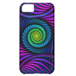 Colourful Abstract Fractal iPhone 5C Case