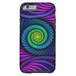 Colourful Abstract Fractal Tough iPhone 6 Cases